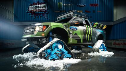 2014 Ford F-150 RaptorTRAX 7