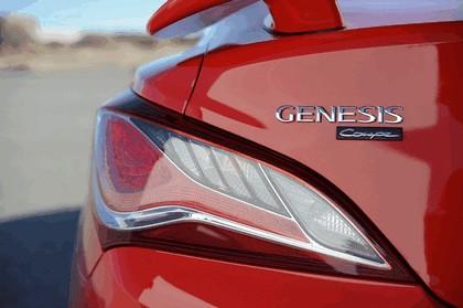 2014 Hyundai Genesis coupé 21