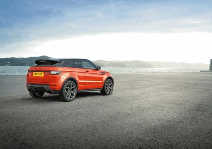 2014 Land Rover Range Rover Evoque Autobiography Dynamic 2