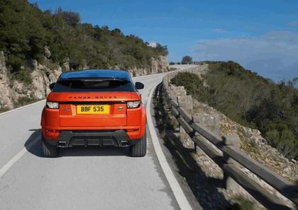 2014 Land Rover Range Rover Evoque Autobiography Dynamic 7