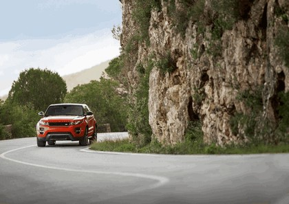 2014 Land Rover Range Rover Evoque Autobiography Dynamic 8