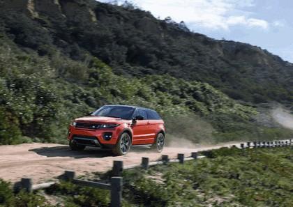 2014 Land Rover Range Rover Evoque Autobiography Dynamic 11