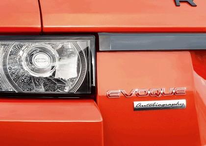 2014 Land Rover Range Rover Evoque Autobiography Dynamic 25