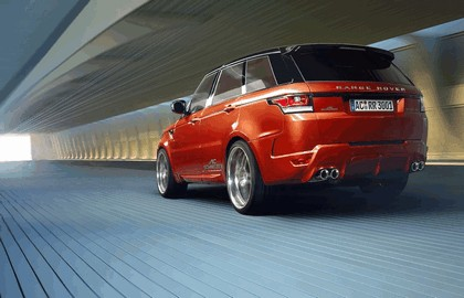 2014 Land Rover Range Rover Sport by AC Schnitzer 21