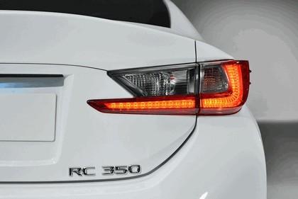 2015 Lexus RC 350 F Sport 13