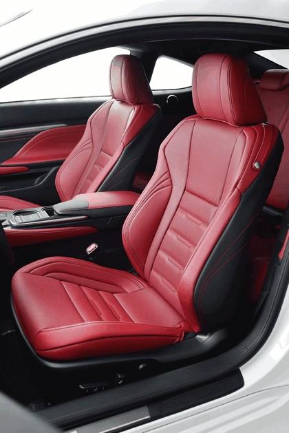 2015 Lexus RC 350 F Sport 14
