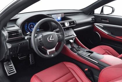 2015 Lexus RC 350 F Sport 15