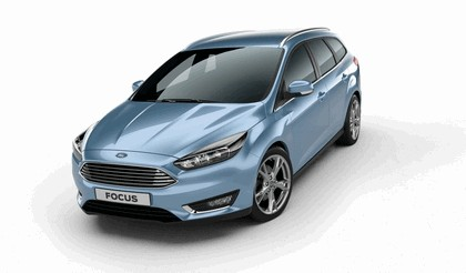 2015 Ford Focus SW 4