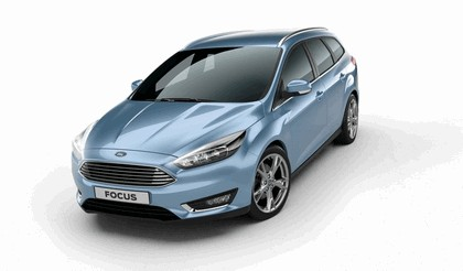 2015 Ford Focus SW 5