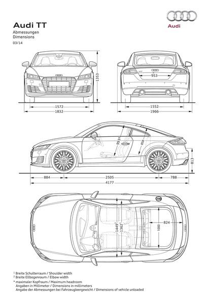 2014 Audi TT 17