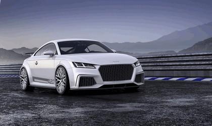 2014 Audi TT Quattro Sport concept 1