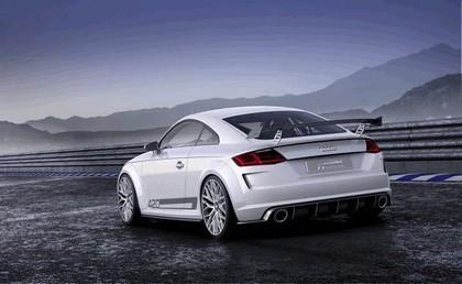 2014 Audi TT Quattro Sport concept 3