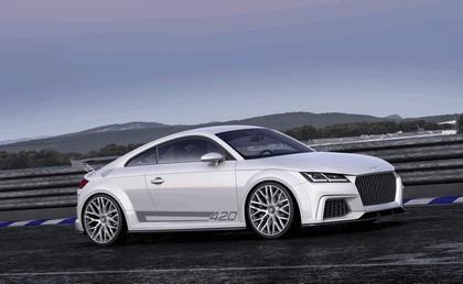 2014 Audi TT Quattro Sport concept 4
