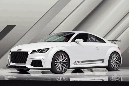 2014 Audi TT Quattro Sport concept 7
