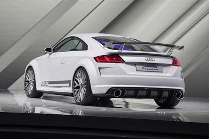2014 Audi TT Quattro Sport concept 9