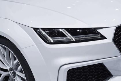 2014 Audi TT Quattro Sport concept 11