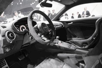 2014 Audi TT Quattro Sport concept 12