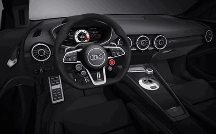 2014 Audi TT Quattro Sport concept 13