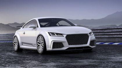 2014 Audi TT Quattro Sport concept 2