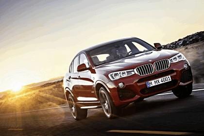 2014 BMW X4 ( F26 ) 1