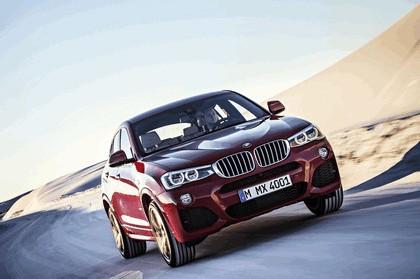 2014 BMW X4 ( F26 ) 6