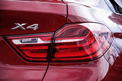 2014 BMW X4 ( F26 ) 41
