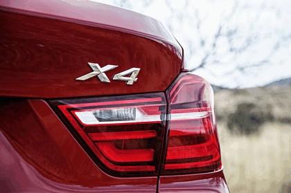 2014 BMW X4 ( F26 ) 42