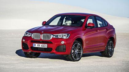 2014 BMW X4 ( F26 ) 8