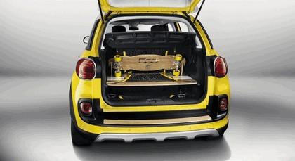 2014 Fiat 500L Trekking Street Surf 2