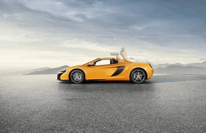 2014 McLaren 650S spider 2