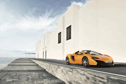 2014 McLaren 650S spider 4