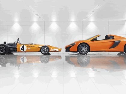 2014 McLaren 650S spider 8
