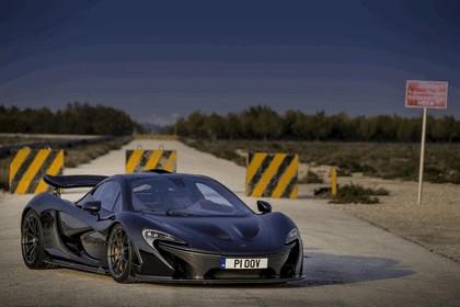 2014 McLaren P1 - Bahrain test 1
