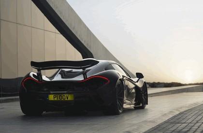 2014 McLaren P1 - Bahrain test 3