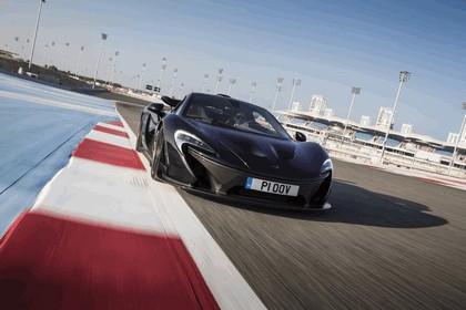 2014 McLaren P1 - Bahrain test 13