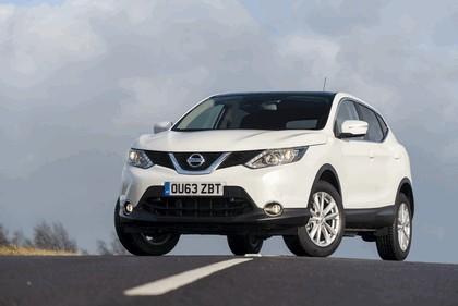 2014 Nissan Qashqai 1.5 dCi - UK version 1