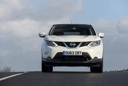 2014 Nissan Qashqai 1.5 dCi - UK version 5