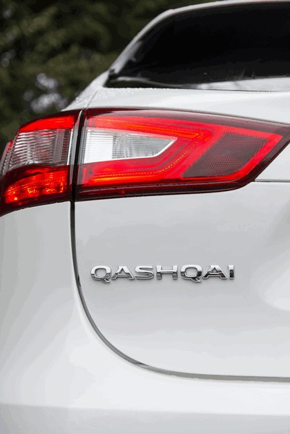 2014 Nissan Qashqai 1.5 dCi - UK version 39
