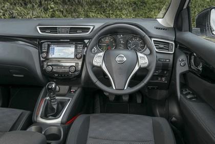 2014 Nissan Qashqai 1.5 dCi - UK version 59