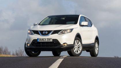 2014 Nissan Qashqai 1.5 dCi - UK version 2