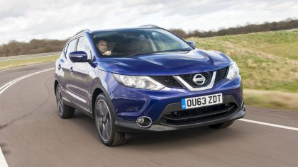 2014 Nissan Qashqai 1.6 - UK version 9