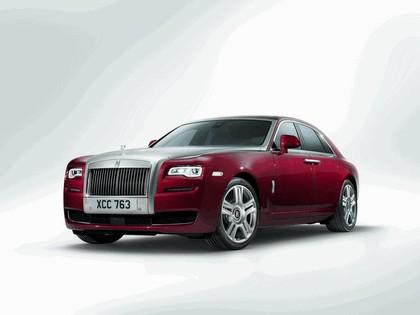 2014 Rolls-Royce Ghost Series II 1