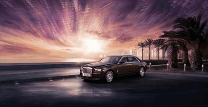 2014 Rolls-Royce Ghost Series II 21