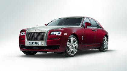 2014 Rolls-Royce Ghost Series II 2