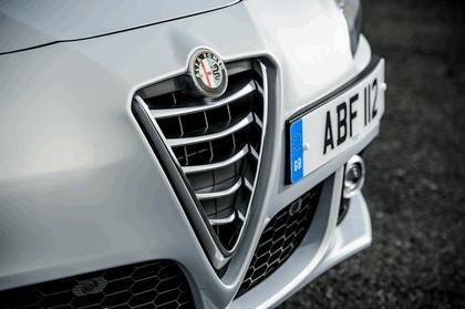 2014 Alfa Romeo Giulietta - UK version 7