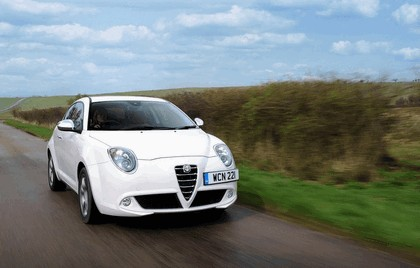 2014 Alfa Romeo MiTo - UK version 1