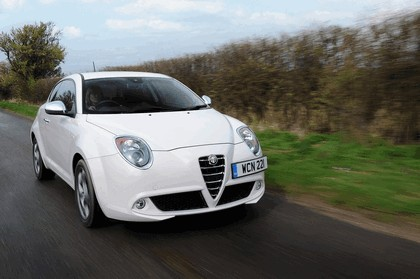 2014 Alfa Romeo MiTo - UK version 2