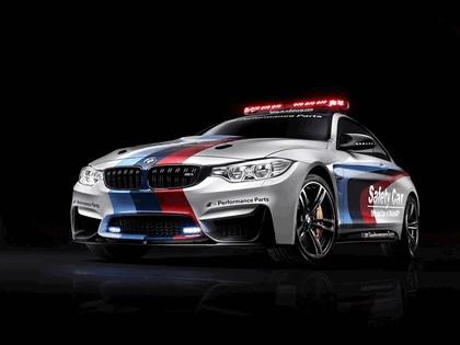 2014 BMW M4 ( F32 ) MotoGP Safety Car 1