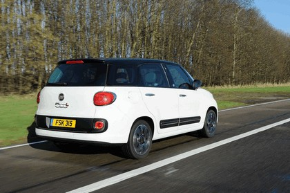 2014 Fiat 500L - UK version 3