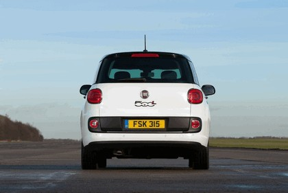2014 Fiat 500L - UK version 8